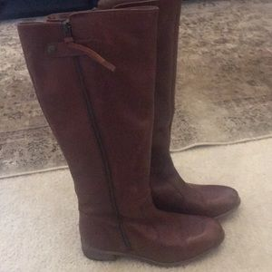 Beautiful Soft Leather boots!